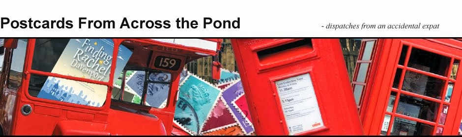 Postcards From Across the Pond