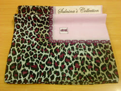 Tudung Akel Leopard