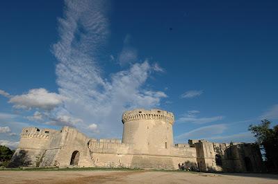 castello tramontano Matera Basilicata