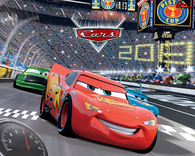 Wallpapers Animated Movie Cars