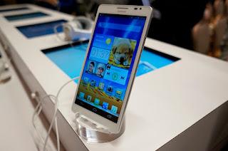 Huawei Ascend Mate 6.1-Inch Smartphone