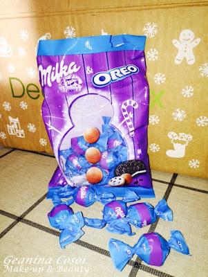 Milka Oreo Balls Degustabox Noviembre 2015