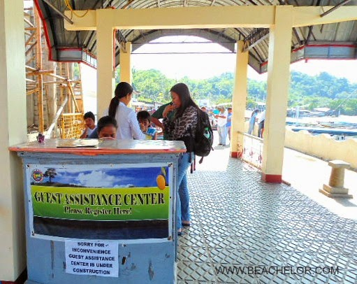 nueva valencia guimaras tourist information booth
