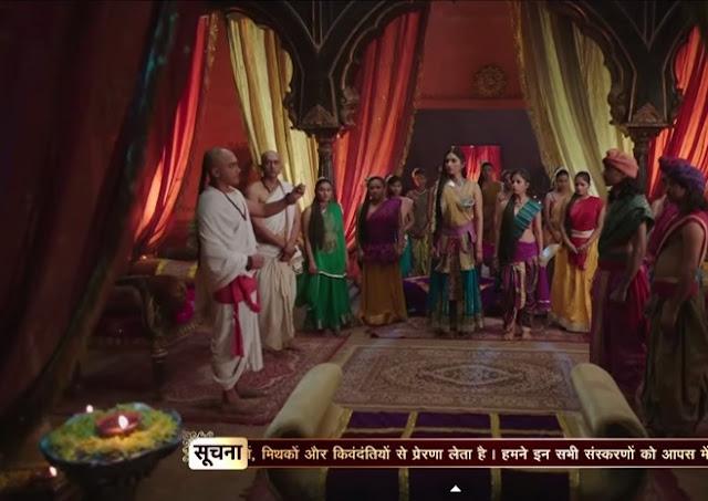 Sinopsis Ashoka Samrat Episode 91