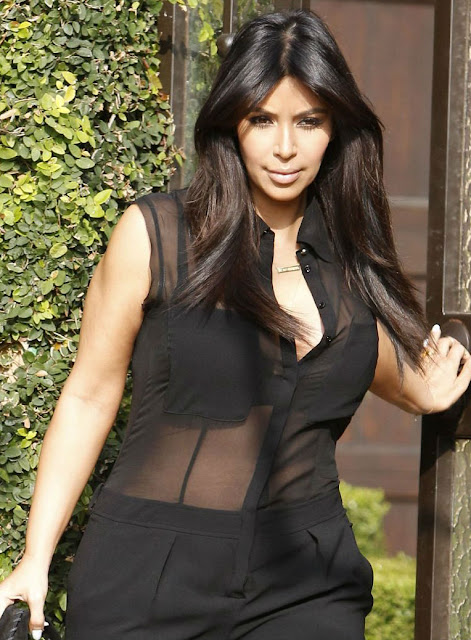 kim kardashian style and fashion gallery