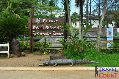 Crocodile Park Puerto Princesa Palawan