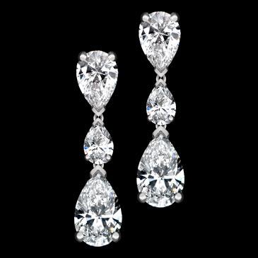 Latest Diamond Earring Models