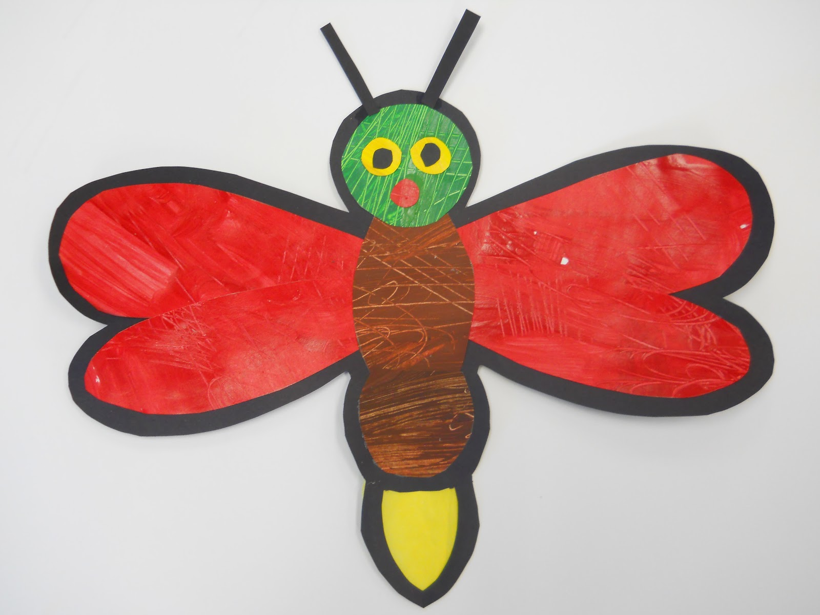mrs t s first grade class the very lonely firefly