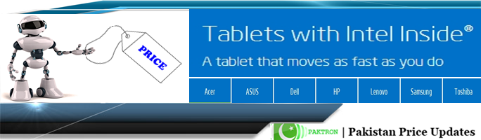 Seven Tablets With Intel Inside