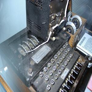 encriptació seguretat màquina enigma