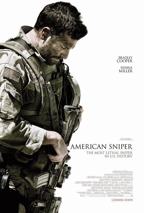 American Sniper - Snajper - 2014