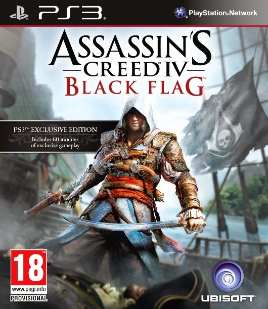 ASSASINS CREED IV Black Flag
