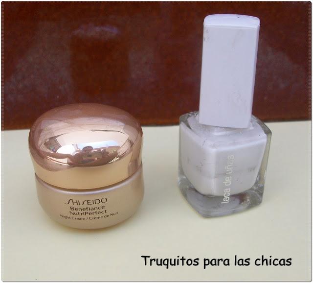 crema shiseido