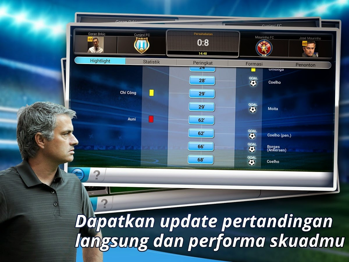 Download Games Android Top Eleven Manager Football Terbaru Asik - 6