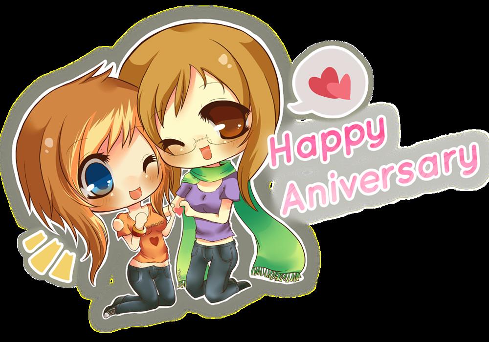 Happy anniversary th sayang