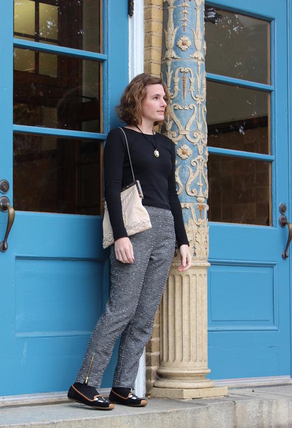 colette clover pants