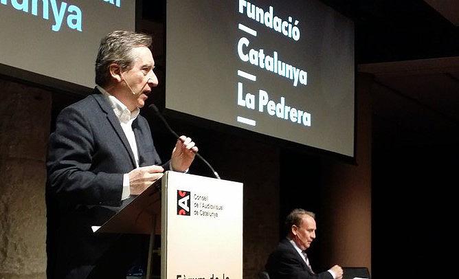 """I.GABILONDO: """"EL PERIODISMO SOBREVIVIRÁ"""""""