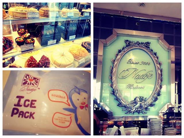 Nadeje Cafe Mahkota Parade Melaka
