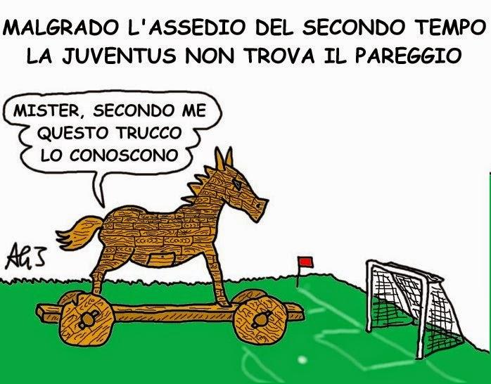 Juve, Champions League, sport
