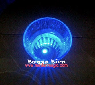 banyu,biru,batu,gimmick,mistik,magic,sinar,biru,paranormal,bizzare,distributor,toko,sulap,online,murah,meylan magic