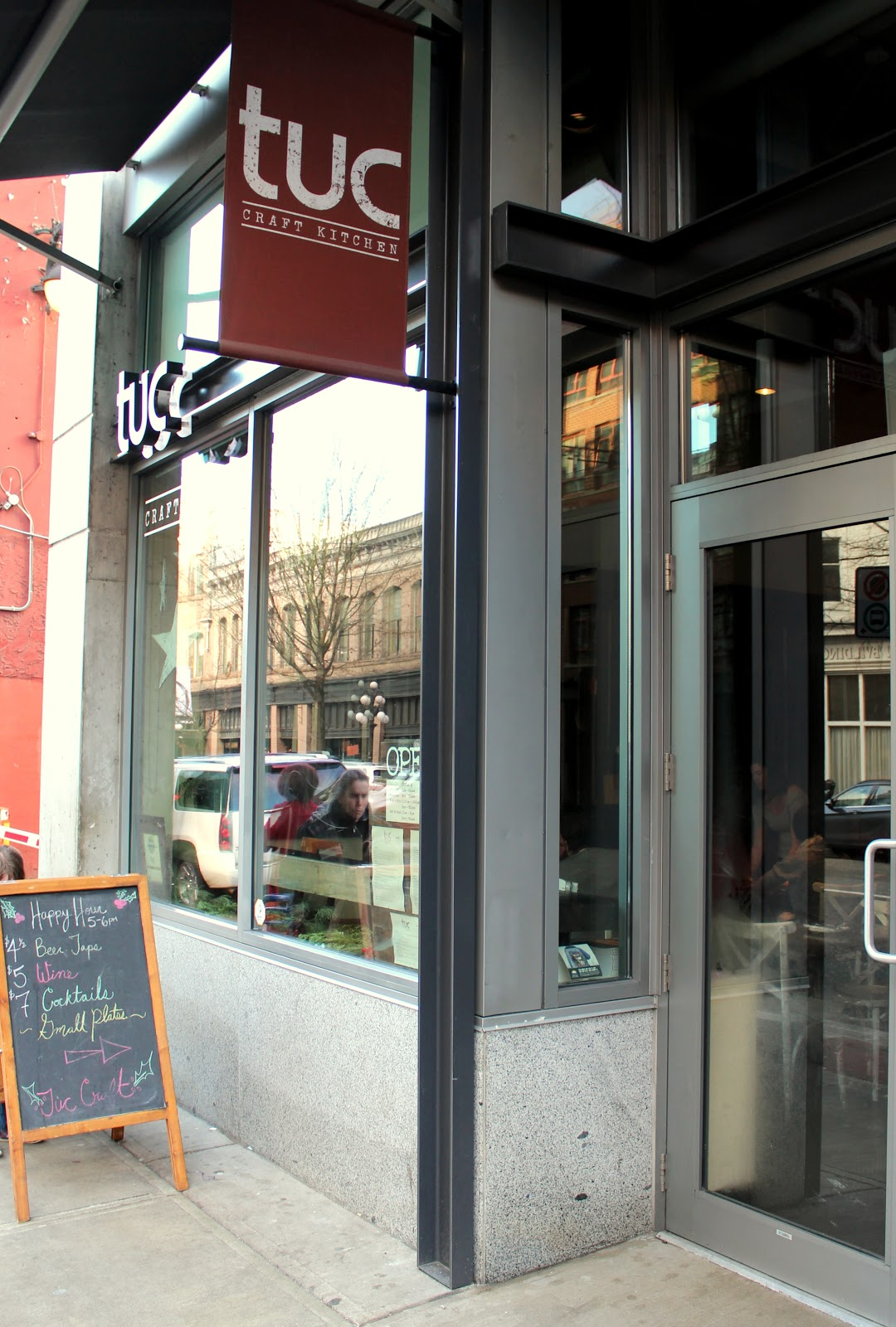 The Murray Chronicles Tuc Craft Kitchen In Gastown