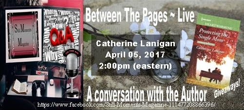 Live with Catherine Lanigan ~ April 05, 2017