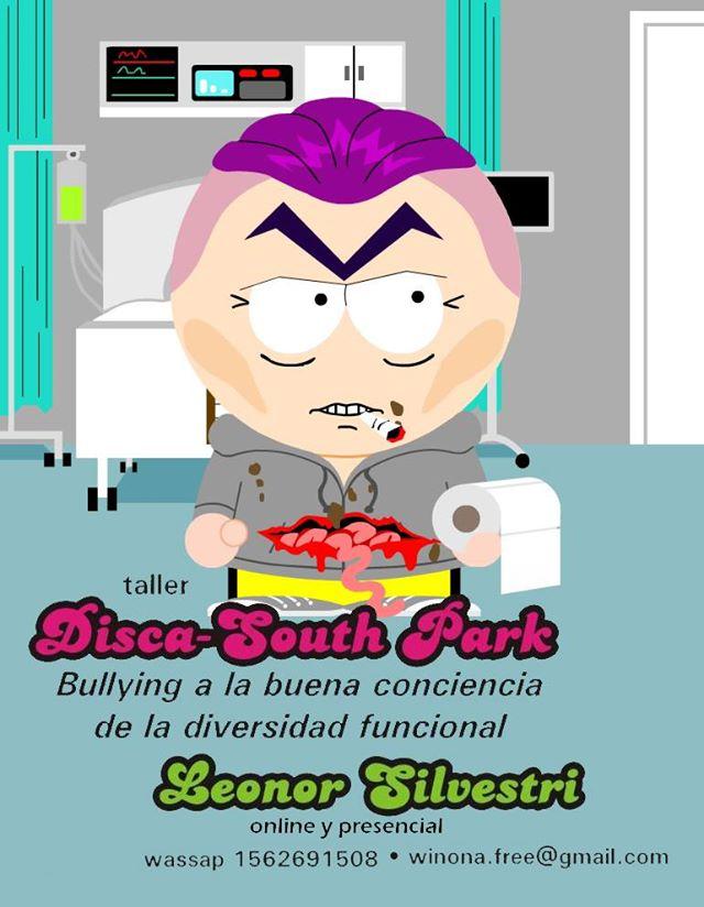Disca-South Park o el bullying a la buena conciencia de la diversidad funcional