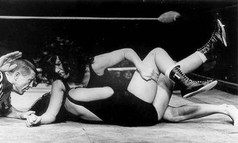 Ann Casey-pro wrestling women-women pro wrestling