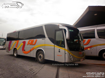Buses in Mexico - Gallery April 2014