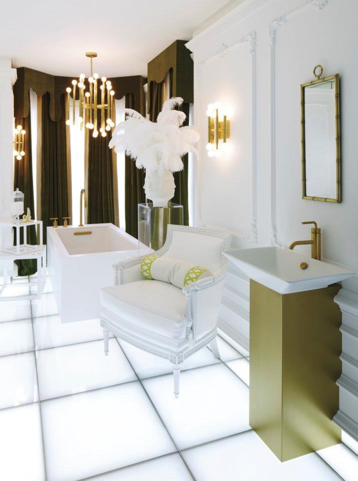 The bath showcase october 2011 for Bathroom showcases near me