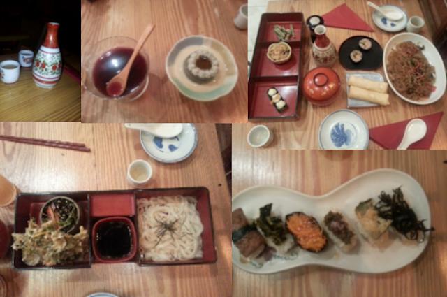 Itadaki Zen, vegan Japanese cuisine, London