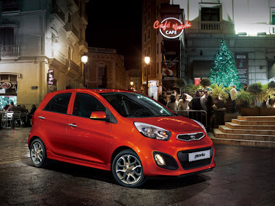2011 Kia Picanto Wallpaper