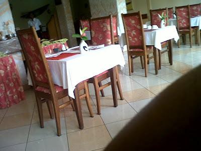 Merina Hotel - Yaoundé - Restaurant