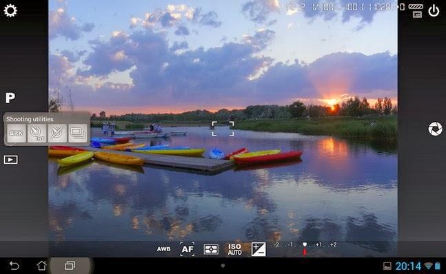 Camera FV-5 Apk Download