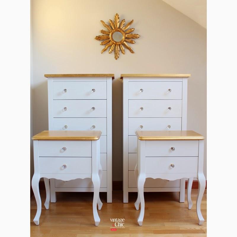 De muebles de colores espejos sol some bits of my - Muebles provenzales online ...