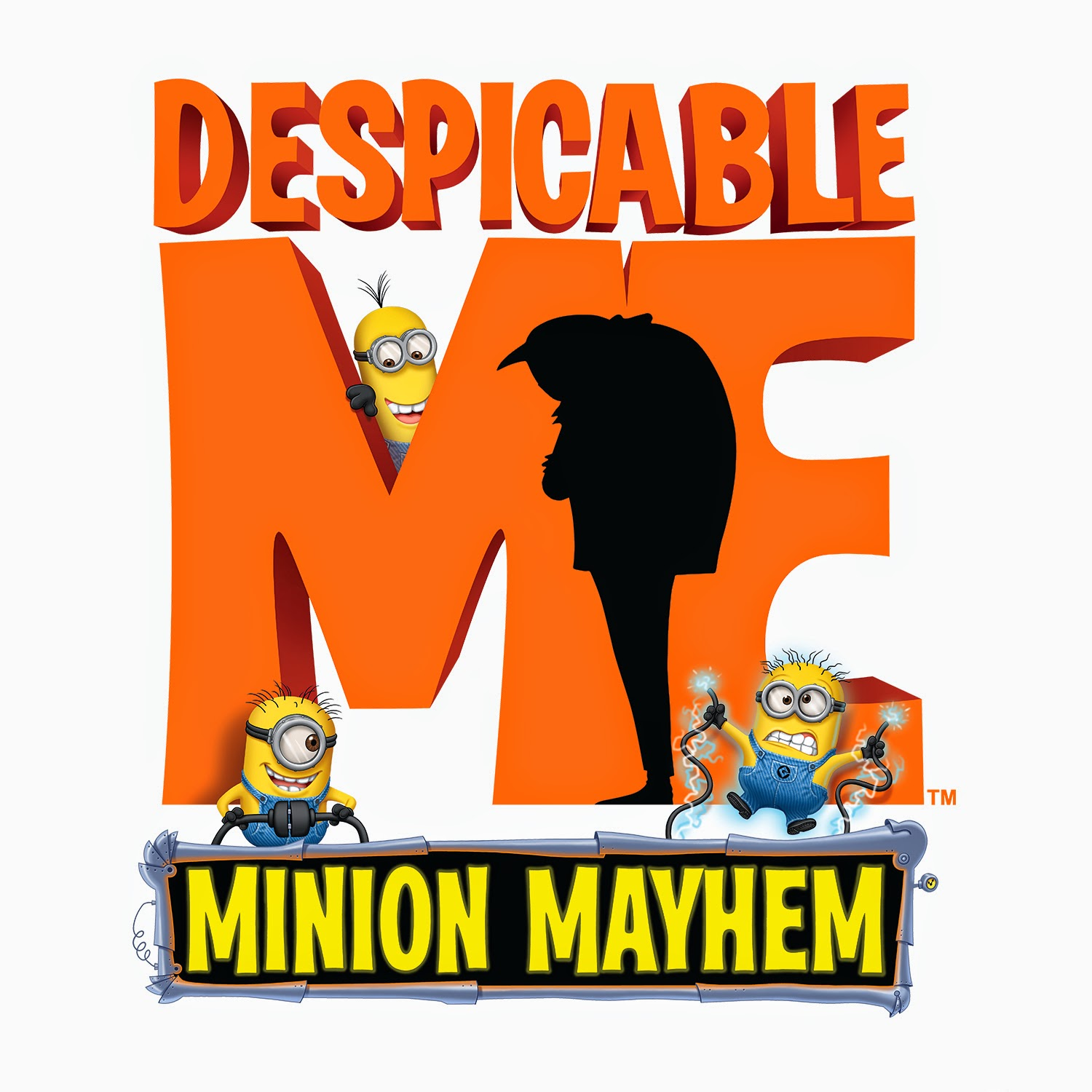 Minion Mayhem Despicable Me animatedfilmreviews.filminspector.com