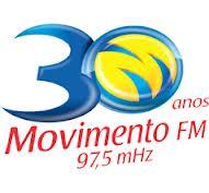 ouvir a Rádio Movimento FM 97,5 Pato Branco PR