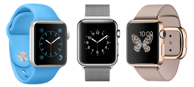 Apple Watch Cool Models