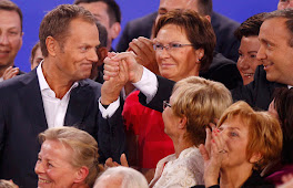 POLAND ELECTIONS 2011: Prime Minister Donald Tusk Takes Home Victory