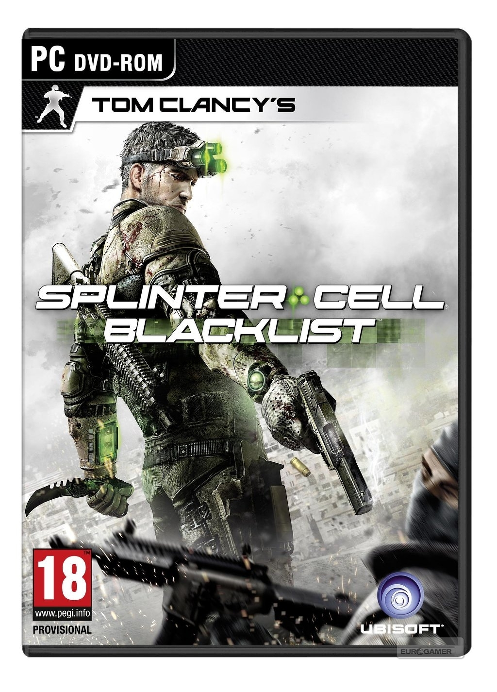 Spliinter Cell Blacklist