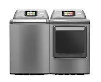 LG Kembangkan Mesin Cuci Pintar Yang Bisa DIkontrol Via Smartphone