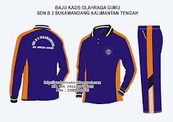 Baju Olahraga GURU