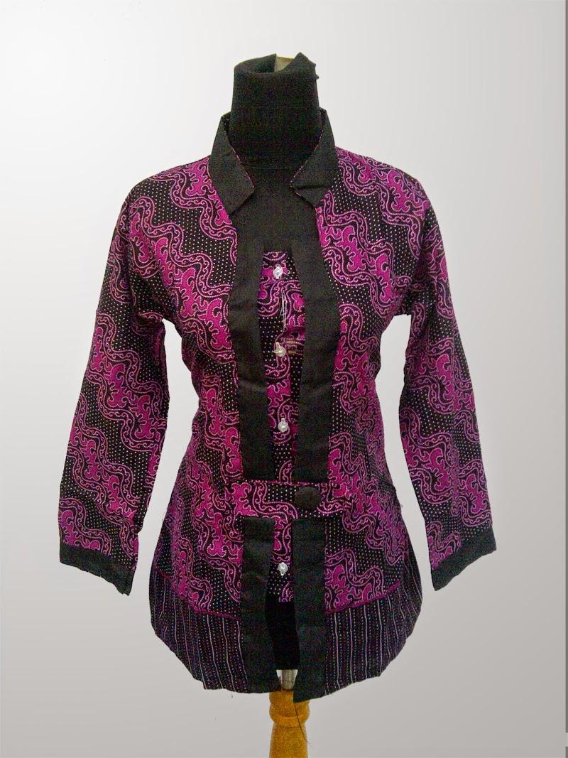 Foto Baju Batik Bali Wanita
