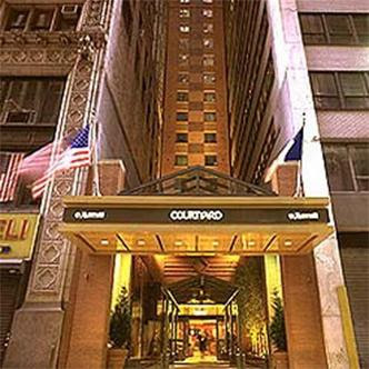 Restorant new york marriott hotel for Marriott near madison square garden