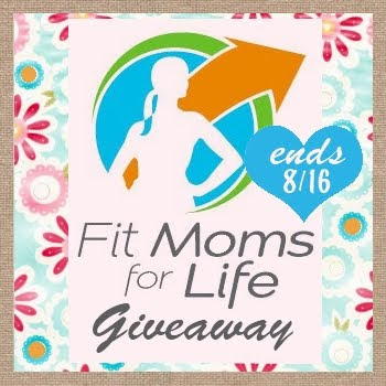 Fit Moms For Life, Exercise, Mothers, Book Giveaway