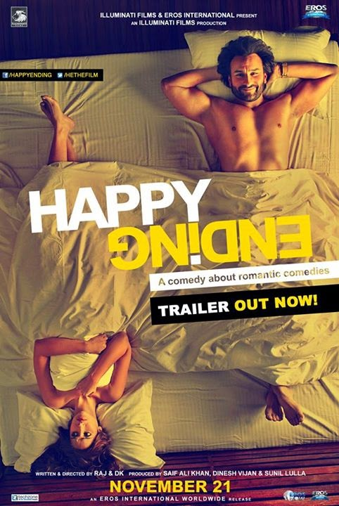 Happy Ending Movie Official Trailer 2014