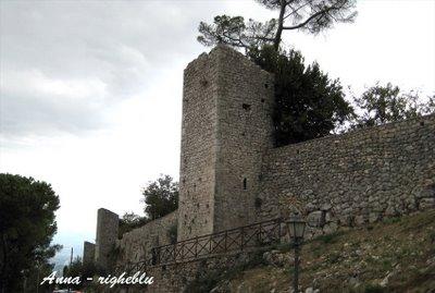 Veroli (FR) - Le mura poligonali