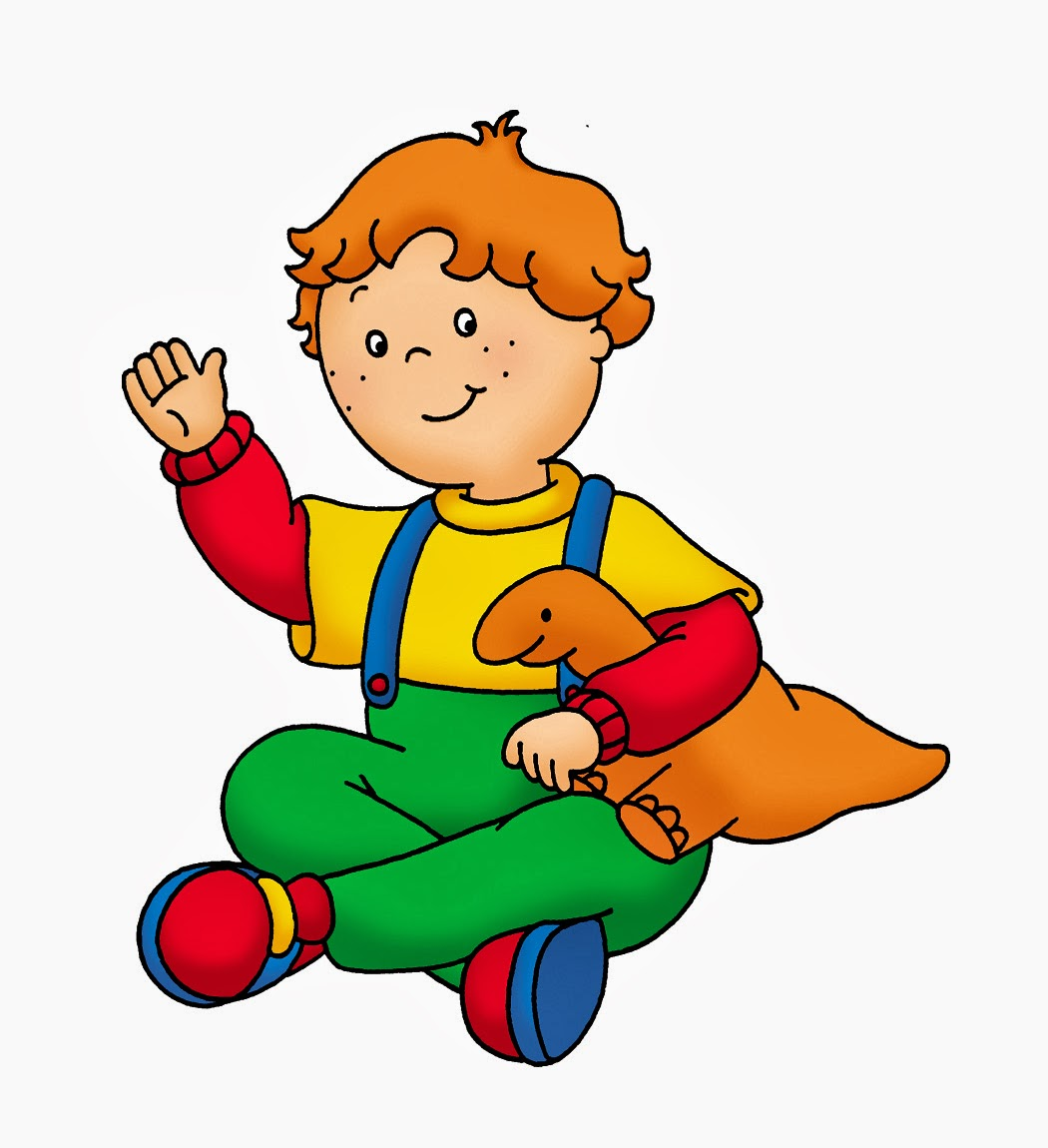 Cartoon Characters: Caillou pictures