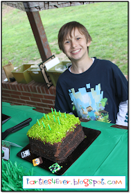Image Result For Printable Minecraft Cake