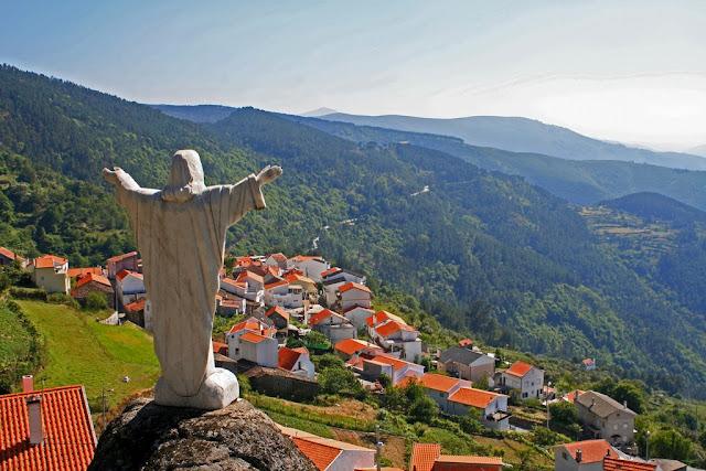Mount the Serra Da Estrela